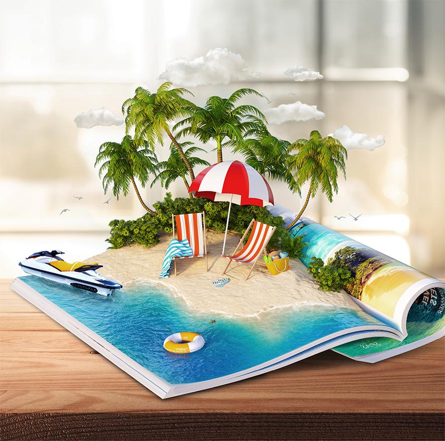 صيف شاطئ الدانة
